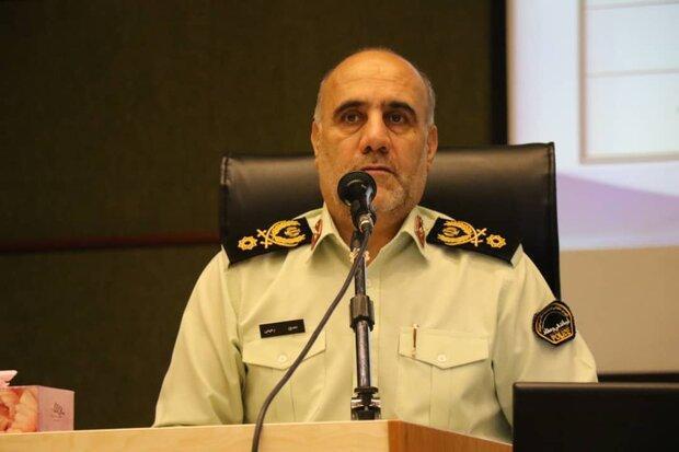 منطقه 21 تهران در کاهش تلفات تصادفات پیشی گرفت