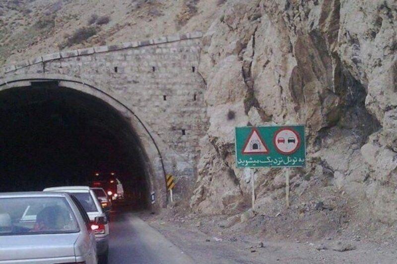 خبرنگاران عملیات اجرایی تونل دوم حیران در جاده اردبیل - آستارا شروع می گردد