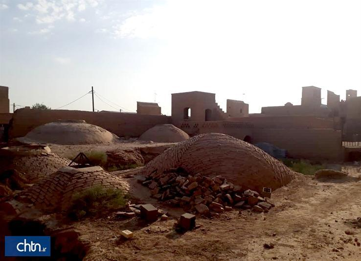 حمام تاریخی حسن آباد میبد بازسازی می گردد