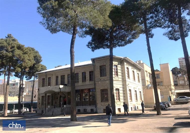 بازسازی ساختمان سابق استانداری کرمانشاه شروع شد