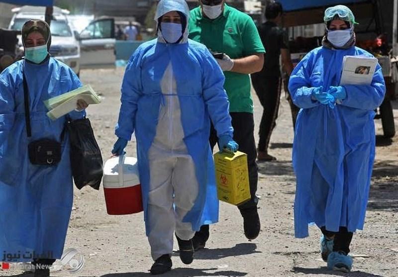 کرونا، بیش از 34 هزار مبتلا در عراق و درگذشت یک مقام وزارت کشور