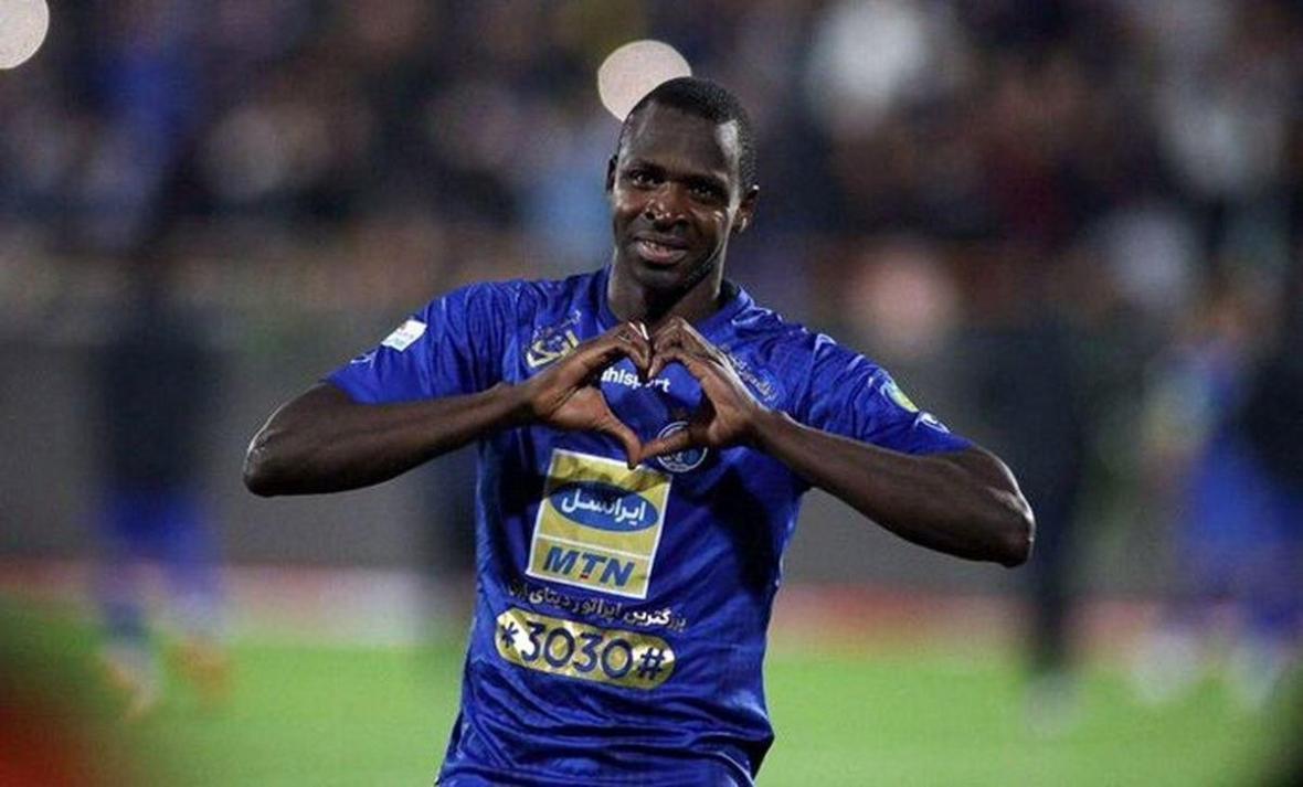 رسانه آفریقایی: شیخ دیاباته بهترین شکارچی در لیگ برتر فوتبال ایران است