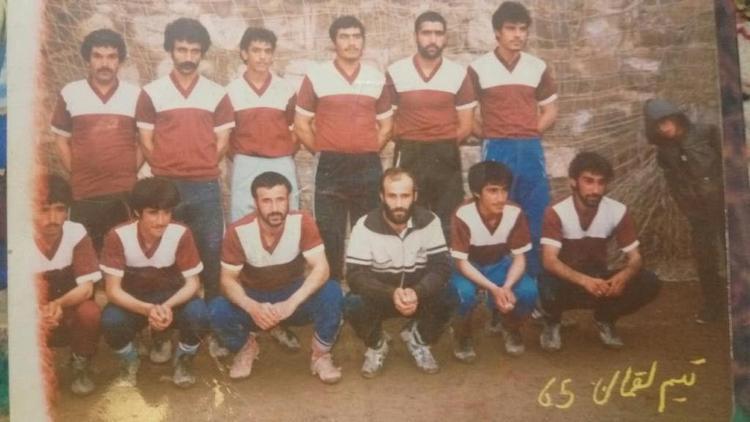 (عکس) 5 برادر ایرانی در یک تیم فوتبال!