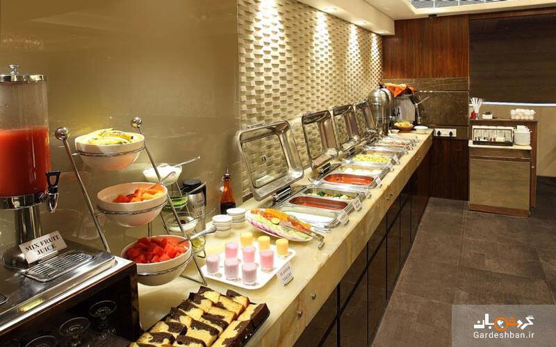 هتل سه ستاره سوبا پالاس بمبئی، خوش نام و مقرون به صرفه، تصاویر