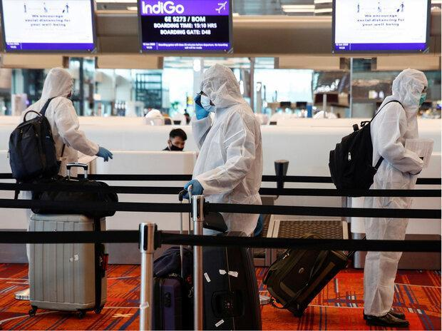 نظارت سنگاپور بر قرنطینه مسافران با گجت پوشیدنی