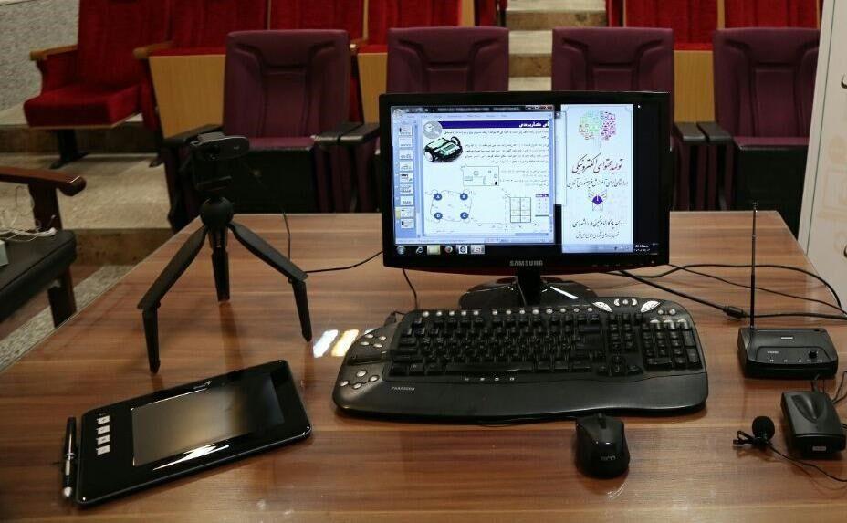 خبرنگاران کلاس های دانشگاه فردوسی مشهد به صورت مجازی برگزار می گردد