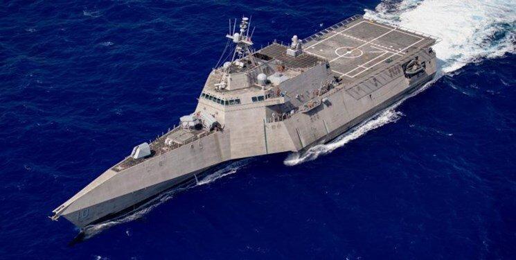2 هدف آمریکا از رزمایش در دریای جنوبی چین، تنش بین آمریکا و چین اوج گرفت