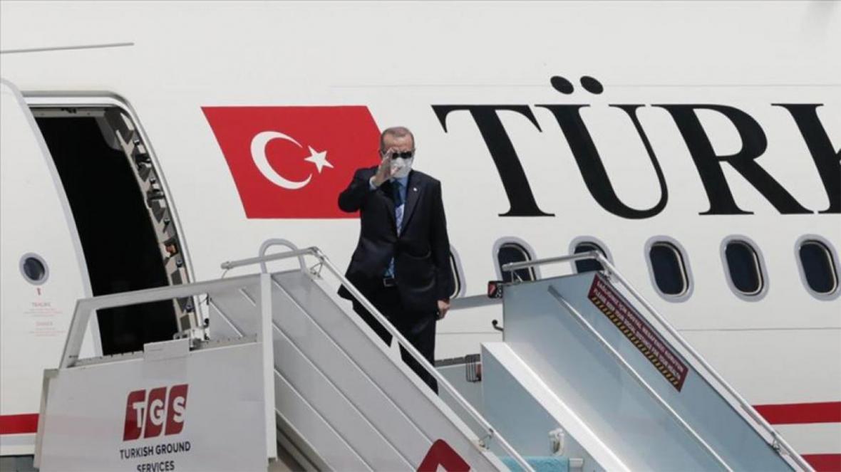 رئیس جمهور ترکیه به ملاقات امیر قطر می رود