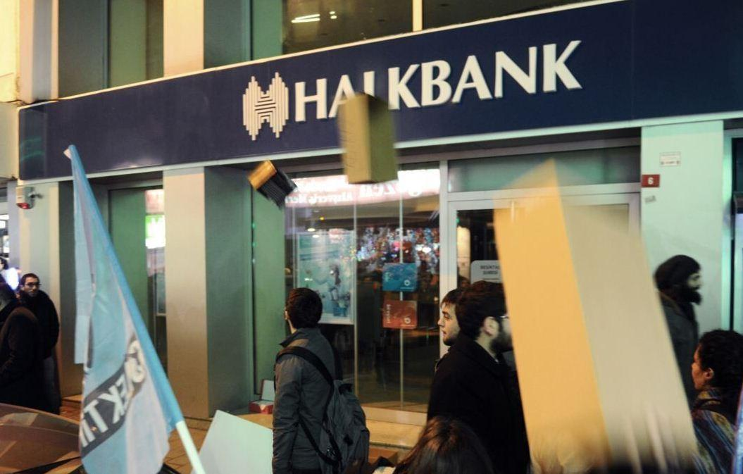 درخواست هالک بانک ترکیه برای مختومه کردن پرونده تحریم های ایران در آمریکا