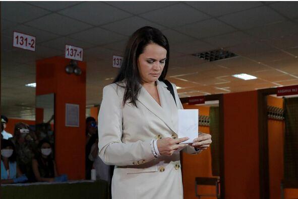 نامزد ناکام انتخابات بلاروس به لیتوانی گریخت