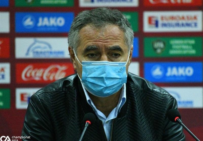 آبراموف: ایران تیمی بسیار توانمند است، این تیم ساده و با اطمینان بازی کرد