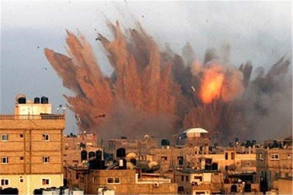 حملات توپخانه ای ارتش سعودی به مناطق مسکونی در صعده یمن