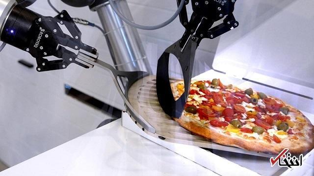 استقبال از ربات های پیتزاپز در دوران همه گیری کرونا