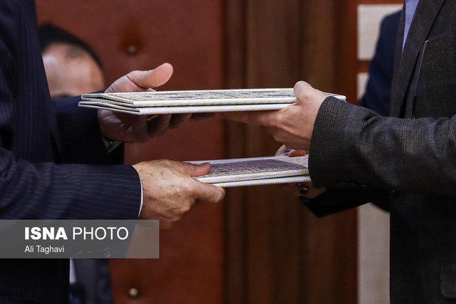 امضای قرارداد همکاری 10 ساله با انستیتو اهدا و پیوند عضو اسپانیا