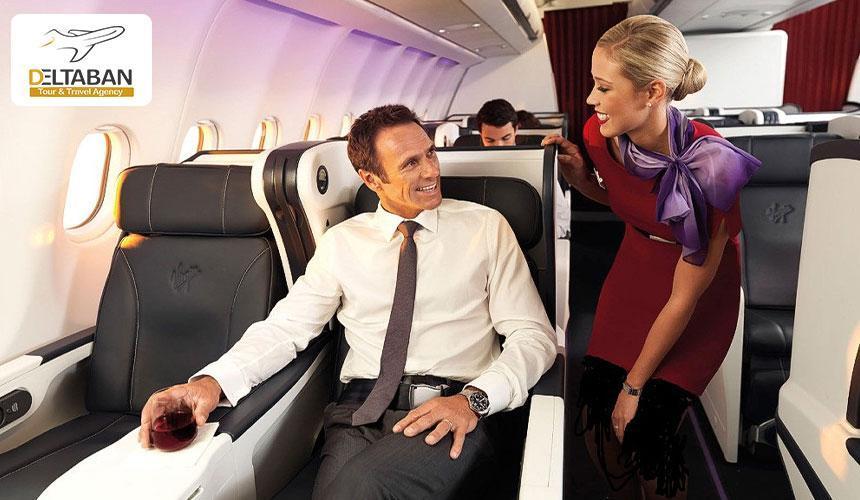 کدام ایرلاین گرانترین پرواز جهان را انجام میدهد