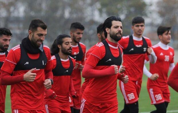 ترکیب دو تیم تراکتور و سپاهان تعیین شد