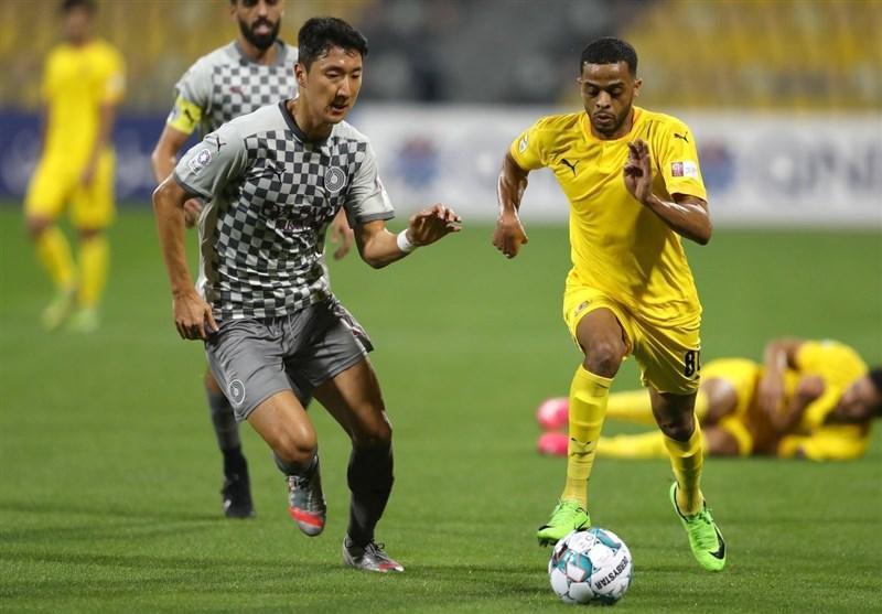 لیگ ستارگان قطر، تساوی قطر اس سی برابر السد ، تداوم شکست های تیم منتظری