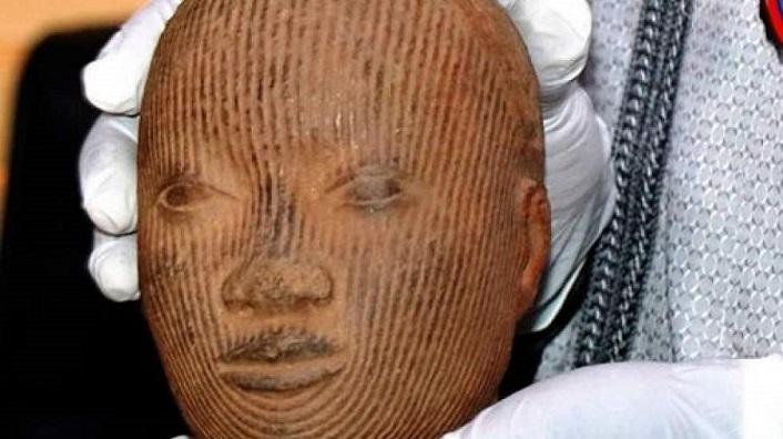 بازگشت مجسمه تاریخی مسروقه به نیجریه