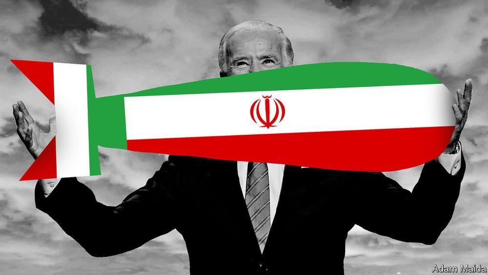 موضع بایدن درباره لغو تحریم های ایران عوض شد
