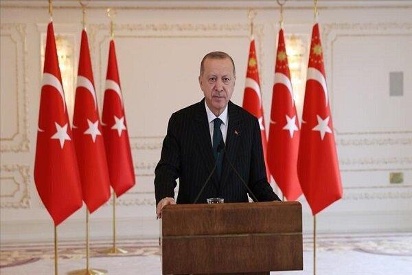 انتقاد تند اردوغان از تحریم های آمریکا علیه ترکیه
