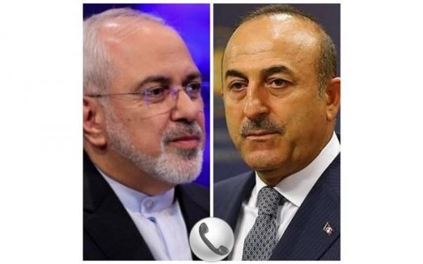 ترکیه بر روابط محبت آمیز با ایران تاکید کرد