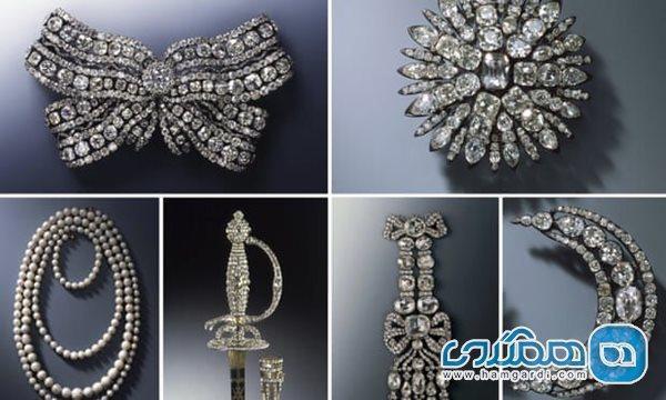 اعلام دستگیری دزد احتمالی جواهرات موزه ای در آلمان