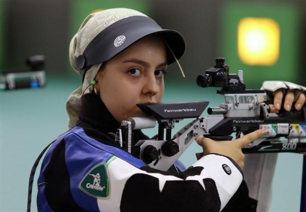 صادقیان و امام قلی نژاد قهرمان مسابقات آزاد تفنگ شدند