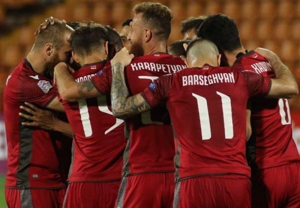 مقدماتی جام جهانی 2022، ارمنستان با غلبه بر رومانی صدرنشین شد