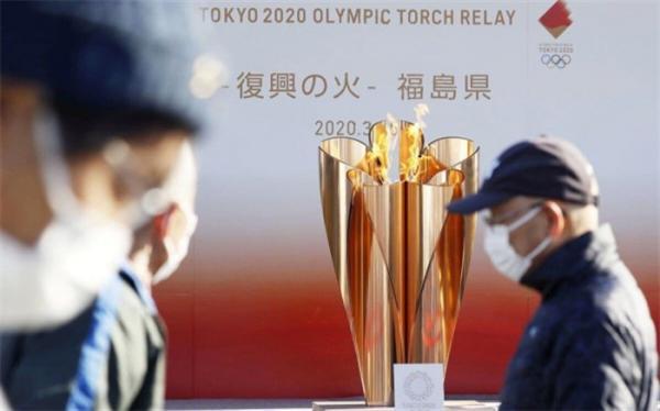 سفر 120 روزه مشعل المپیک آغاز شد