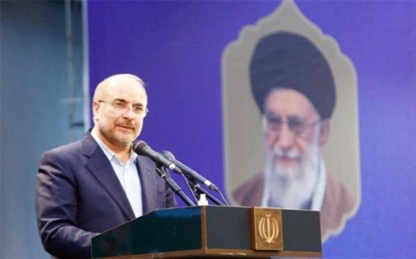 قالیباف: مجلس از تقویت روابط ایران و چین حمایت می نماید