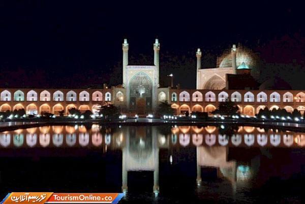 بهینه سازی سیستم نورپردازی طبقه دوم میدان امام (ره) اصفهان