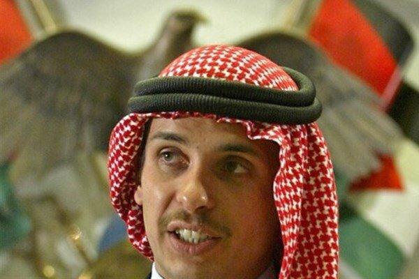 پادشاه اردن رسیدگی به پرونده شاهزاده حمزه را به عموی خود سپرد