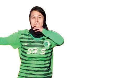 آرزوهای عظیم فوتبال زنان ایران