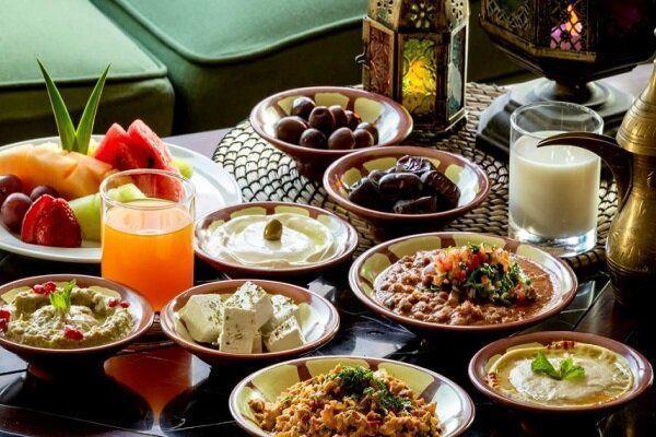 خوردن این غذاها در ماه رمضان لازم است؛ با این روش تشنه نشوید