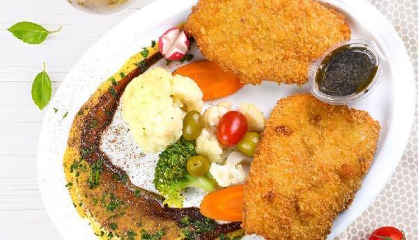 طرز تهیه شیر ماهی کبابی و سوخاری، به روش اصل جنوبی ها