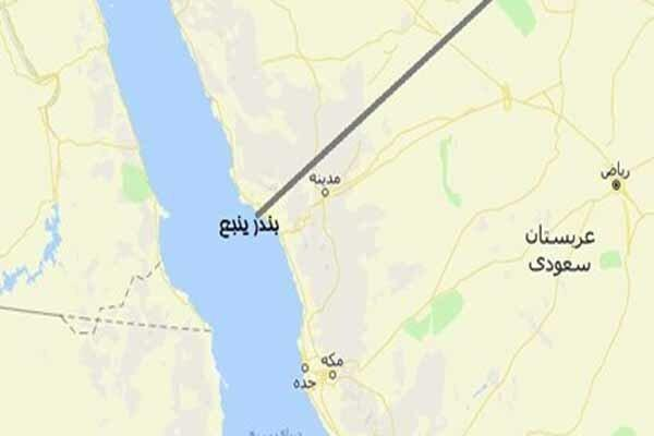 اخباری درباره حمله به یک کشتی در بندر ینبع عربستان