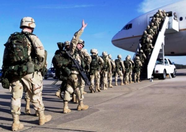 شروع خروج نظامیان ناتو از افغانستان