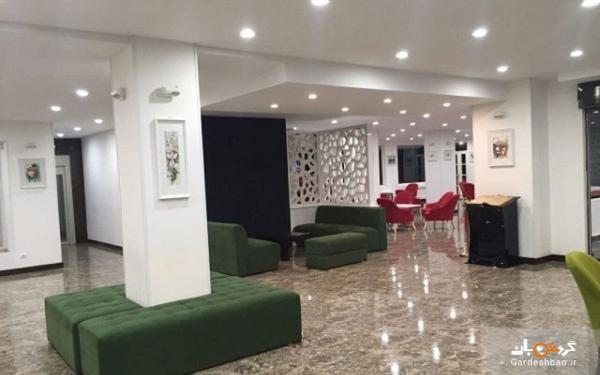هتل لیلیوم متل قو؛یکی از بهترین گزینه های اقامتی شمال کشور، عکس