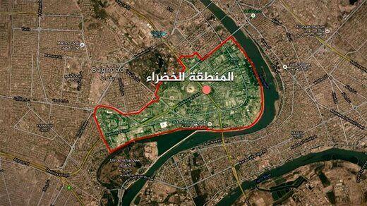 تنش میان حشدالشعبی و الکاظمی بالا گرفت، اعزام ارتش به منطقه سبز