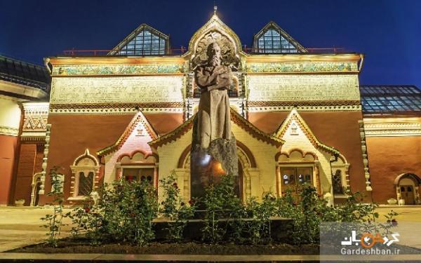 گالری ترتیاکوف مسکو؛ بهترین مکان برای تماشای تاریخ روسیه