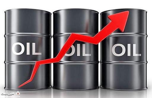 قیمت نفت خام به بالاترین سطح در چندین سال اخیر رسید