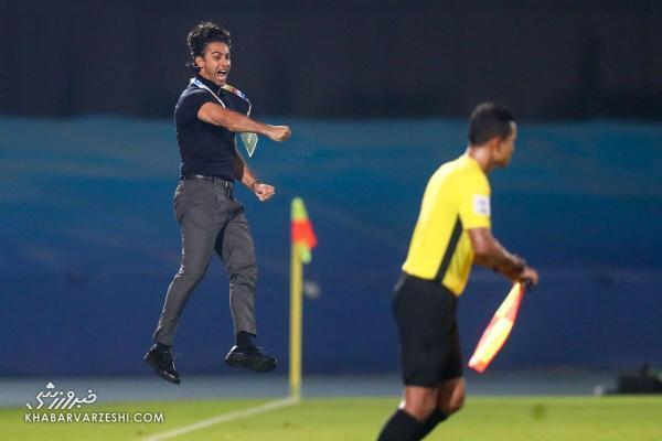 8 گل در دو مسابقه با فوتبال تهاجمی، هت تریک فرهاد مجیدی در دربی