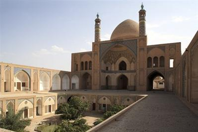 مسجد مطلب خان خوی؛ عظیم ترین مسجد روباز ایران