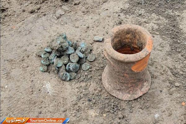 کشف سکه هایی از قرن 6 میلادی در روسیه