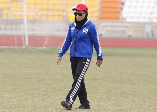 حضور تیم فوتبال خاتون بم در لیگ برتر با غیبت سه عضو