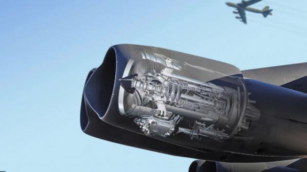 ساخت موتور بمب افکن های ارتش آمریکا به دست رولزرویس